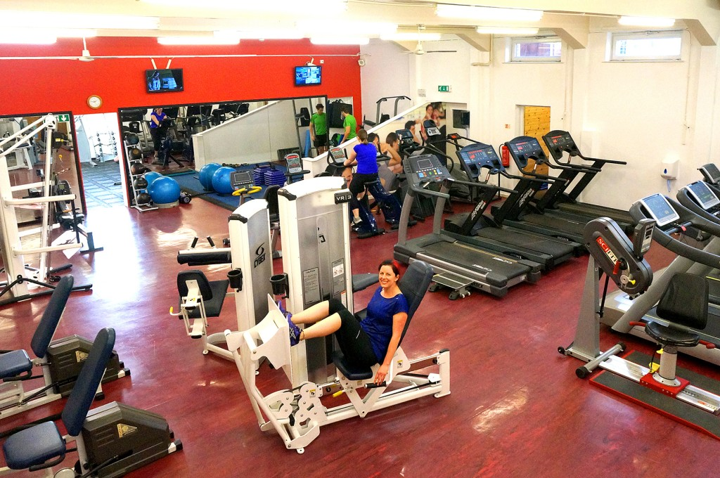 YMCA Lincolnshire Gym