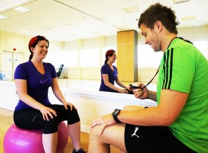 Free gym induction ymca lincolnshire