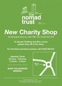 New Nomad Shop Flyer